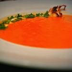 Rozgrzewająca zupa-krem