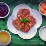 Placuszki owsiane, czyli śniadanie mistrzów