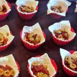Szybka przekąska – Babeczki z ciasta francuskiego