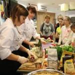 Moje pierwsze warsztaty kulinarne :)