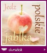 Jedz polskie jabłka