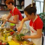 Gotowanie w księgarni, czyli zdrowe warsztaty kulinarne w Olsztynie