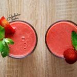 Odżywczy koktajl na soku ananasowym – idealny na śniadanie