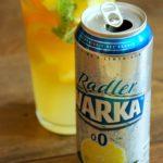 Orzeźwiający drink bezalkoholowy z Warką Radler 0%