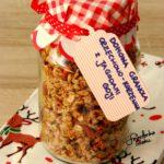 Świąteczna granola korzenna – idealna na prezent