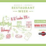 Restaurant Week – kolejna edycja ruszyła na Warmii i Mazurach!
