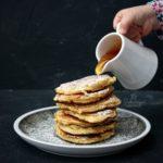 Racuszki z jabłkami – śniadaniowy przysmak najmłodszych
